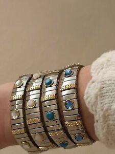 Bracelet Something Blue Wedding Gift Idea Swarovski Crystal Bracelet Jewelry Hmd