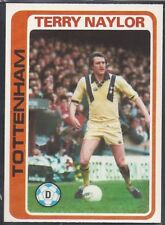 TOPPS-FOOTBALL (PALE BLUE BACK 1979)-#061- TOTTENHAM SPURS - TERRY NAYLOR