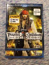 Pirates of the Caribbean: On Stranger Tides (Blu-ray & DVD, 2011)