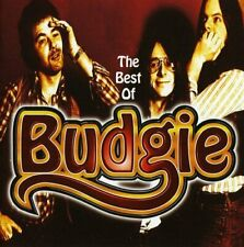 BUDGIE THE BEST OF CD (10 Classic Tracks including Breadfan)