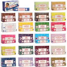 Bulk Buy 3/12 Pack Box 15g Satya Nag Champa Incense Joss Insence Sticks Insense