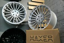 New 22 inch 5x120 HAXER HAMANN design wheels for BMW 5 GT 7 F01 F02 F07 F10 F11