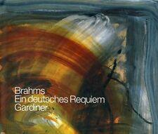 John Eliot Gardiner - Ein Deutsches Requiem [New CD]