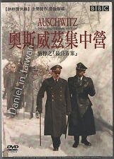 BBC: Auschwitz The Nazis & The Final Solution TAIWAN 2-DVD ENGLISH SEALED