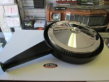 1970 1971 1972 70 71 72 EL CAMINO COWL INDUCTION AIR CLEANER CHROME LID