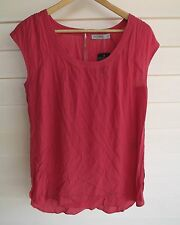 BNWT Just Jeans Women's 'Berry Wash' Top - Size 8