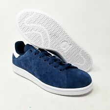 adidas Stan Smith ADV Suede Navy Blue FV5940 Tennis Sneaker Trainer US 8.5 UK 8