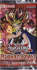 Yu-Gi-Oh ! Booster Pharaoh's Servant (Serviteur du Pharaon) SDP ! US/Neuf