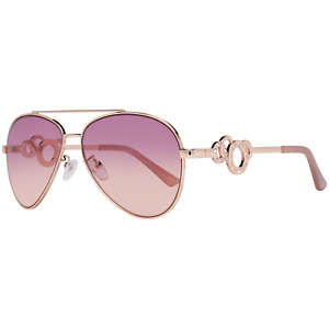 Occhiali da sole guess donna Sunglasses women occhiale a goccia firmati metallo