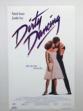 Dirty Dancing Theatrical Release 11x17 Movie Poster (1987)