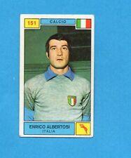 CAMPIONI SPORT 1969-70-PANINI-Figurina n.151- ALBERTOSI -ITALIA-CALCIO-Rec
