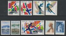 Norway - 1992/5, 10 x Issues - MNH