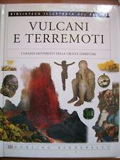 BIBLIOTECA ILLUSTRATA DEL SAPERE VULCANI E TERREMOTI - DORLING 2004 ( aa5 )