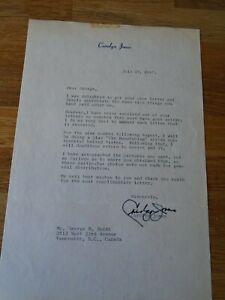 Carolyn Jones The Addams Family Genuine Signed Autograph - UACC / AFTAL.