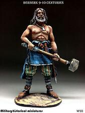Berserk. Tin toy soldier 54 mm, figurine, metal sculpture HAND PAINTED