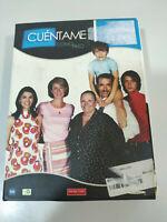 CUENTAME COMO PASO Stagione 2 Completa. 6 DVD Edizione Menu Cassetta Cartone