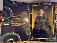 Vintage 1996 Mattel Emerald Enchantment Barbie Doll NRFB