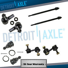 New 8pc Front Complete Suspension Kit for 2001 - 2005 Honda Civic Acura El