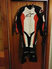 Alpinestars Challenger 1 Piece leather riding suit