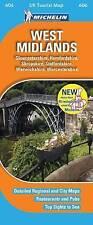 West Midlands (UK Tourist Maps),VARIOUS,New Book mon0000061518