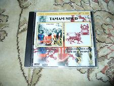 TAMAM SHUD 2-on-1 Evolution, Goolutionites And Real People surf, psych, prog CD