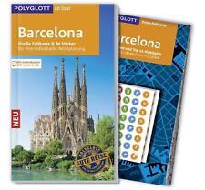 Polyglott Reiseführer BARCELONA 016/17+Stadtplan herausnehmbar ungelesen wie neu