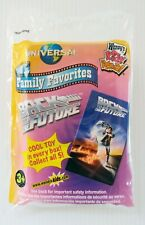 Wendy's Kids Meal toy Universal Favorites Bttf Back to the Future Sealed 2005