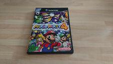 Mario Party 4 GameCube Comme Neuf Like New
