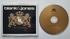 ⭐⭐⭐⭐ The Nightfly ⭐⭐⭐⭐ Blank & Jones ⭐⭐⭐⭐ 5 Track CD 2000 ⭐⭐⭐⭐