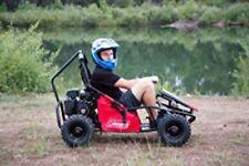 Gas Powered Go Kart Off Road 98 cc 3 HP Engine 4 Stroke OHV 1 Cylinder Teens
