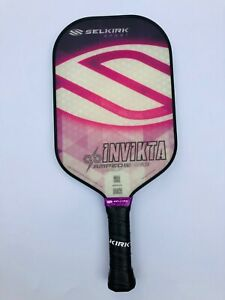 Selkirk Sport Pickleball Paddle Invikta AMPED Lightweight Purple New