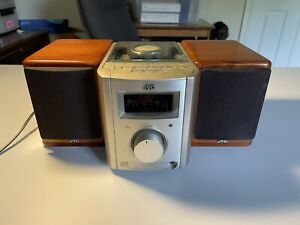 JVC FS-7000 30W Ultra Compact Component Systems CD /AM /FM~No Remote~Works Well
