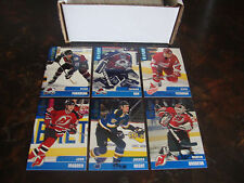 1999-00 Be A Player Memorabilia Hockey---Near Complete Set---1-300--Need 6--NrMt