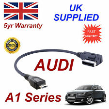 For AUDI A1 4F0051510M MP3 PHONE MICRO USB Audi Cable AMI MMI