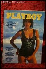 Playboy (D) Julio 1978 7/78 para Cumpleaños Petra Drechsler