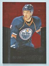 TAYLOR HALL 2010/11 BLACK DIAMOND RUBY RC /100 OILERS