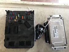 Peugeot ECU Kit 0261207477 0 261 207 477 9650347980 BSI S118085320 E01