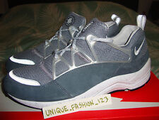 NIKE AIR HUARACHE LIGHT CONCRETE FOOTPATROL US 9 UK 8 42.5 ULTRAMARINE LE GREY