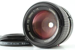 [Near MINT] Canon New FD NFD 50mm f1.2 MF Standard Lens  From JAPAN