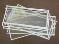 10 Replacement Protection Screens to Protect glass on SBC420 Sand Blast Cabinet