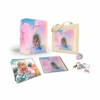 Tayler Swift-LOVER (LIMITED DELUXE CD BOXSET) Deluxe Edition Box-Set NEU OVP