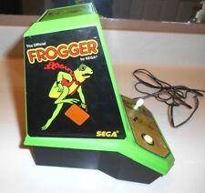 FROGGER  Vintage Tabletop Arcade-type game by SEGA