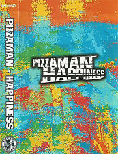 Pizzaman Happiness CASSETTE SINGLE Cowboy Records CALOAD29 Electronic House