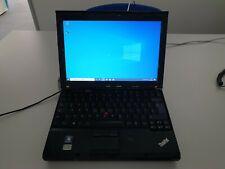 Lenovo Thinkpad X201 Notebook, Intel Core i7 M620, Dockingst. 8GB RAM, 500GB SSD