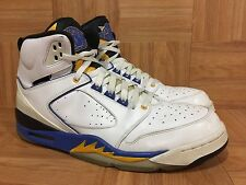 RARE🔥 Nike Air Jordan Sixty Plus Laney Del Sol Royal Sz 13 364806-171 60+ Retro