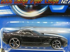 HOT WHEELS VHTF 2006 FIRST EDITIONS SERIES 2006 DODGE VIPER COUPE