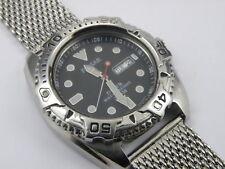 Men's Pulsar V736-6A60 Professional Divers Shark Mesh Watch - 200m