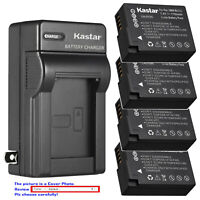 Kastar Battery Wall Charger for Panasonic DMW-BLC12 & Panasonic Lumix DMC-FZ300