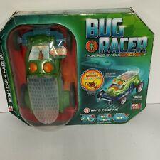 Bug Racer Powered by Elecrickety Vehicle Cricket Habitat Car Toy STEM New Mattel
