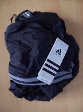 Trousers Ladies Adidas Response Wind Trousers Black Tech Grey Size 16 New + Tags